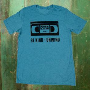 Be Kind – Unwind Shirt